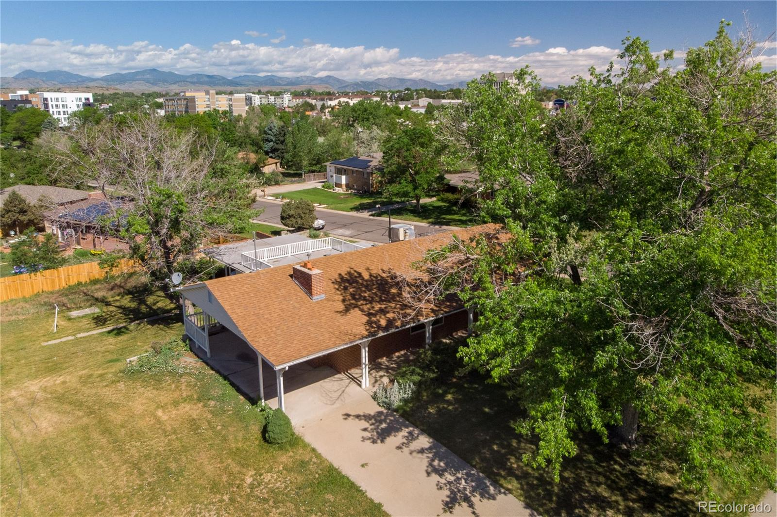 10320 W 14th Avenue Property Photo - Lakewood, CO real estate listing