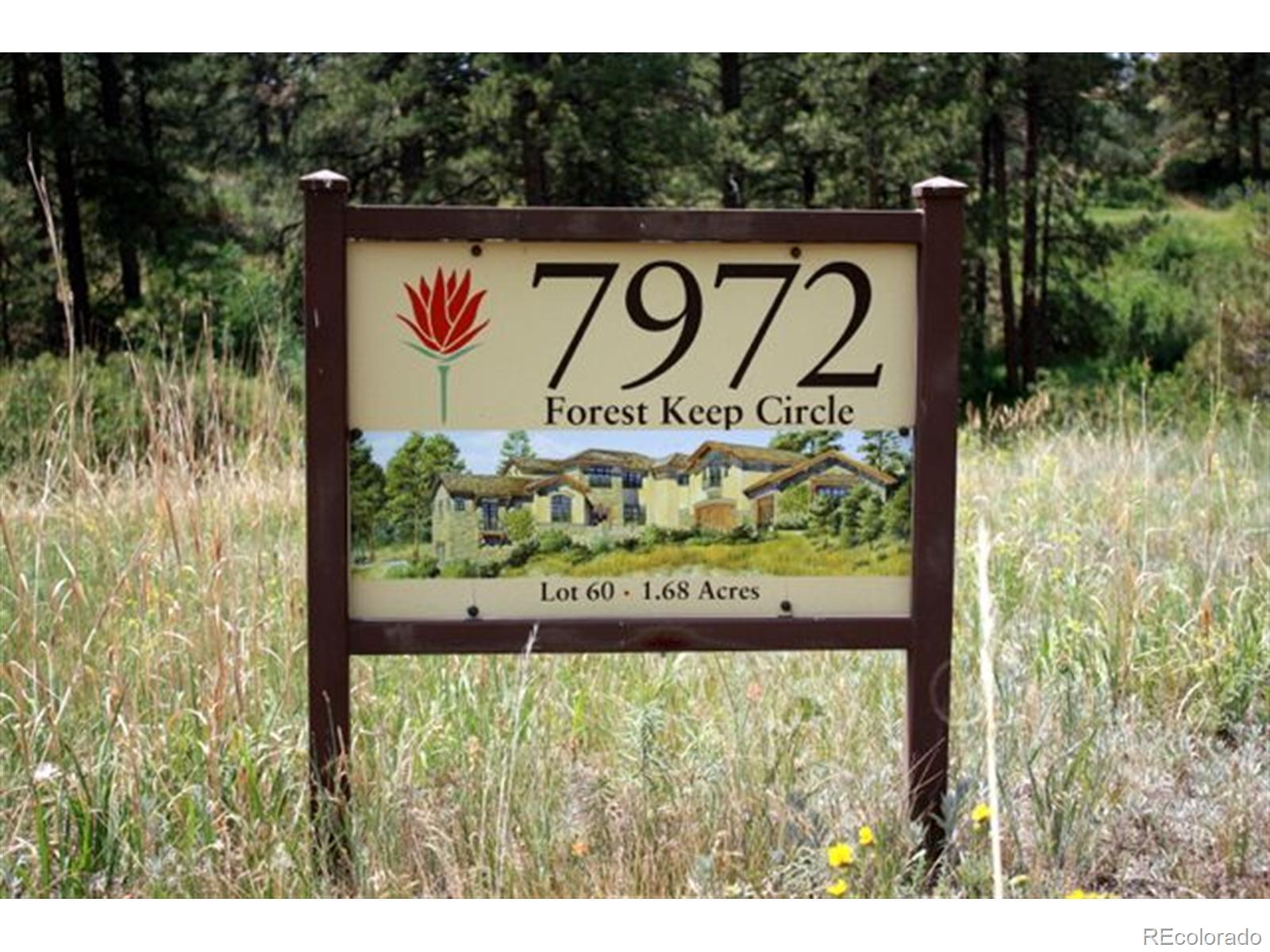 7972 FOREST KEEP Circle Property Photo - Parker, CO real estate listing