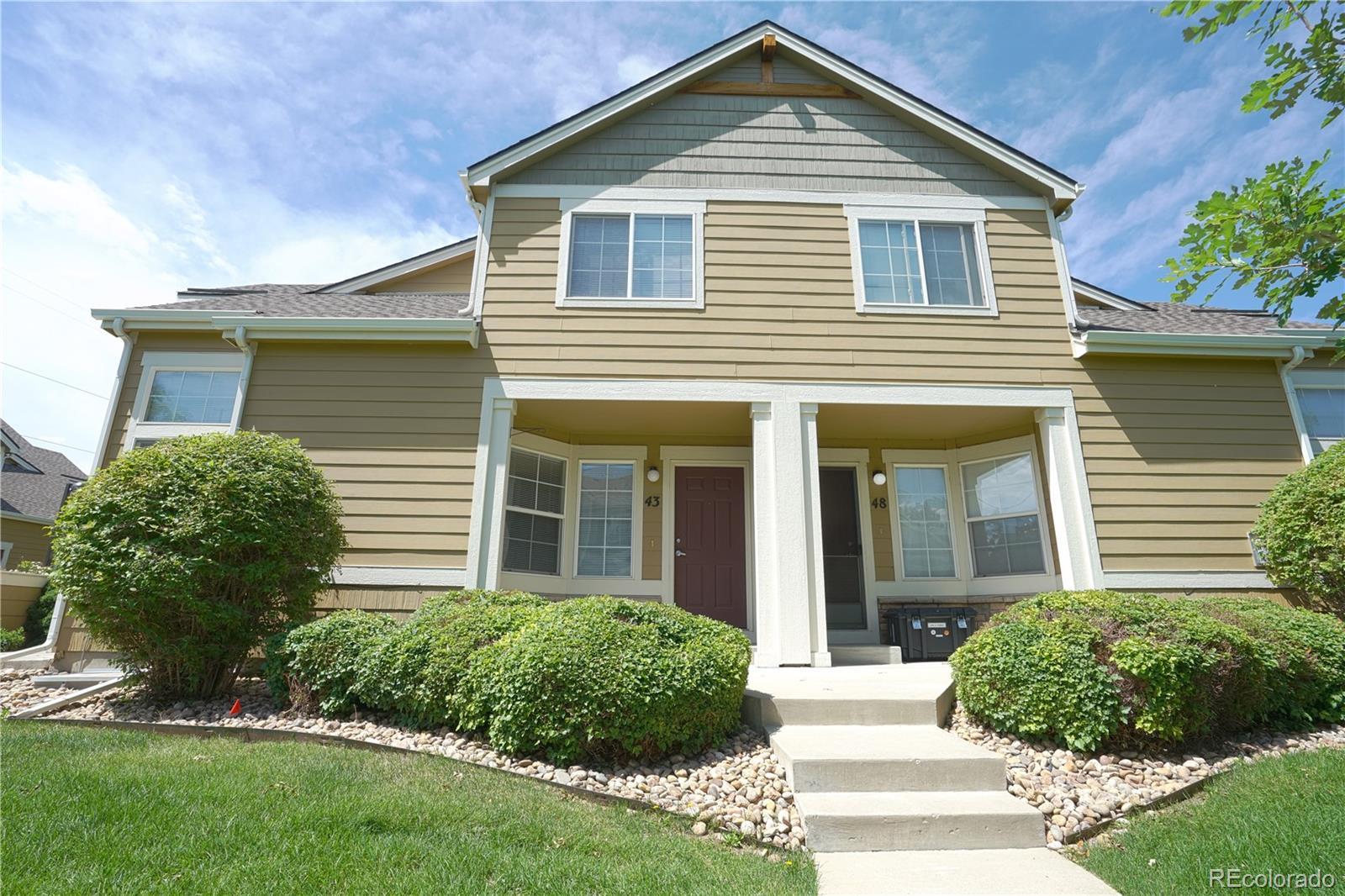 805 Summer Hawk Drive #H43 Property Photo - Longmont, CO real estate listing