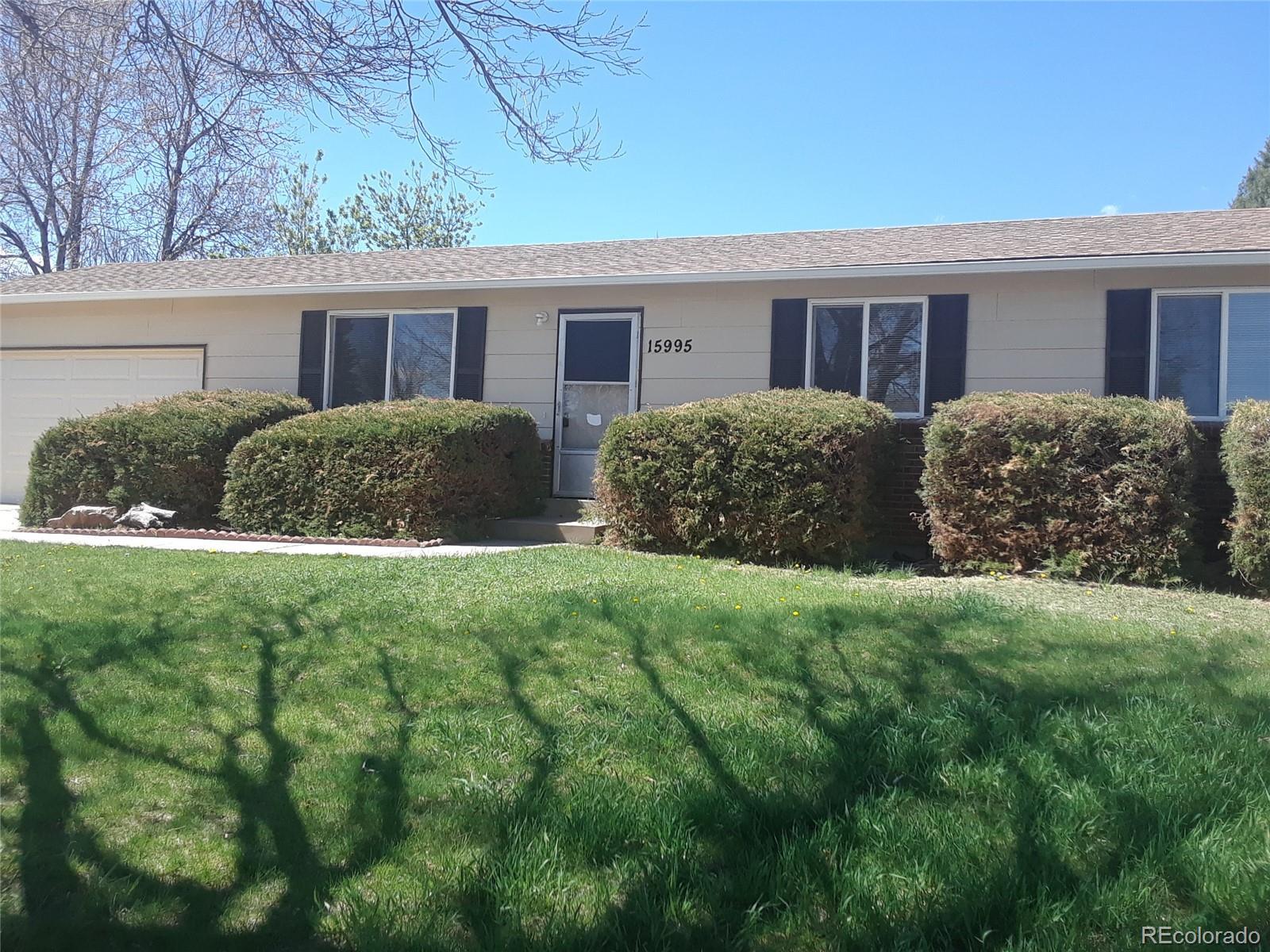 15995 E Bethany Place Property Photo - Aurora, CO real estate listing