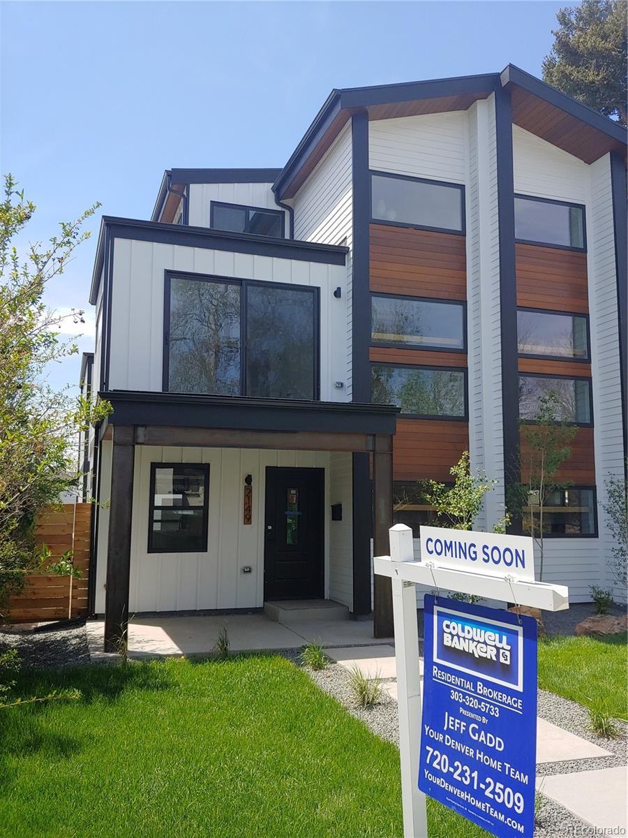 2149 S Sherman Street Property Photo - Denver, CO real estate listing