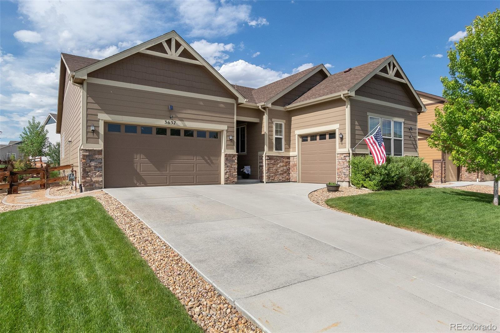 3637 Schumann Place Property Photo - Mead, CO real estate listing