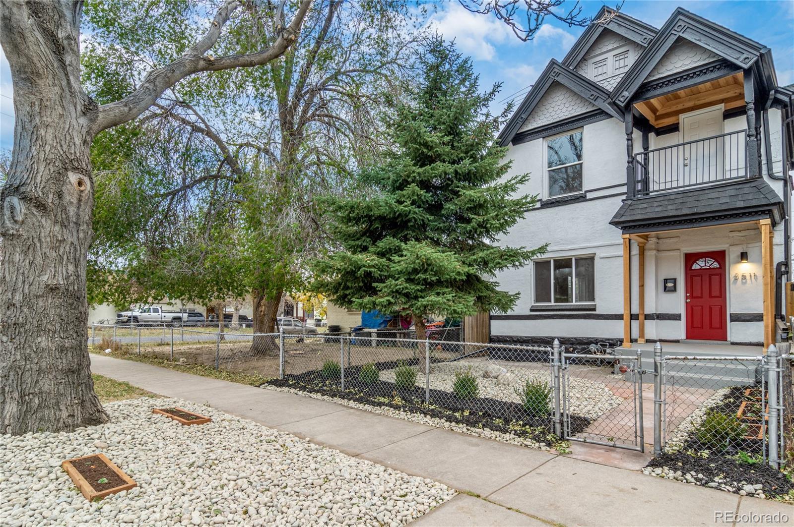 3511 N Lafayette Street Property Photo - Denver, CO real estate listing