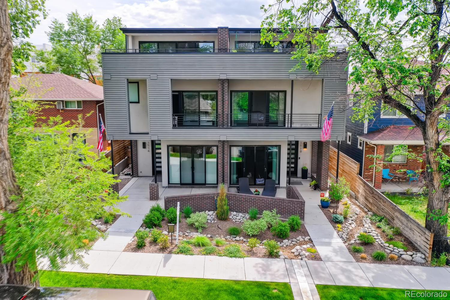 1714 Lowell Boulevard Property Photo - Denver, CO real estate listing