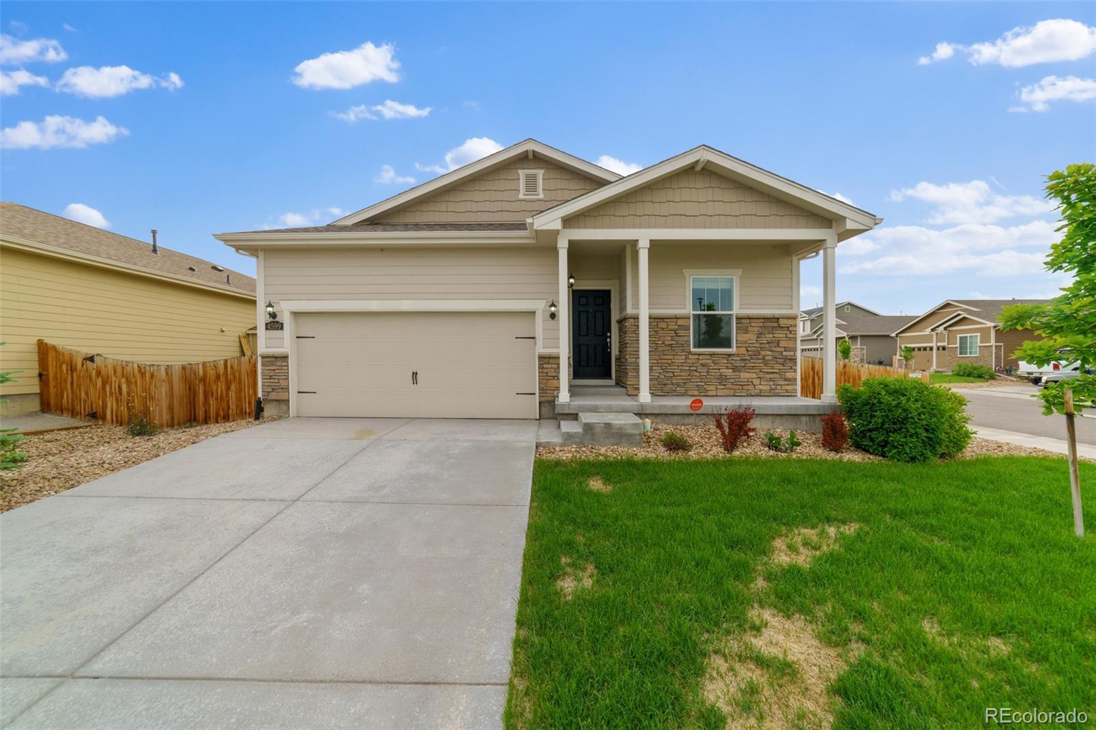 4599 E 95th Court Property Photo - Thornton, CO real estate listing