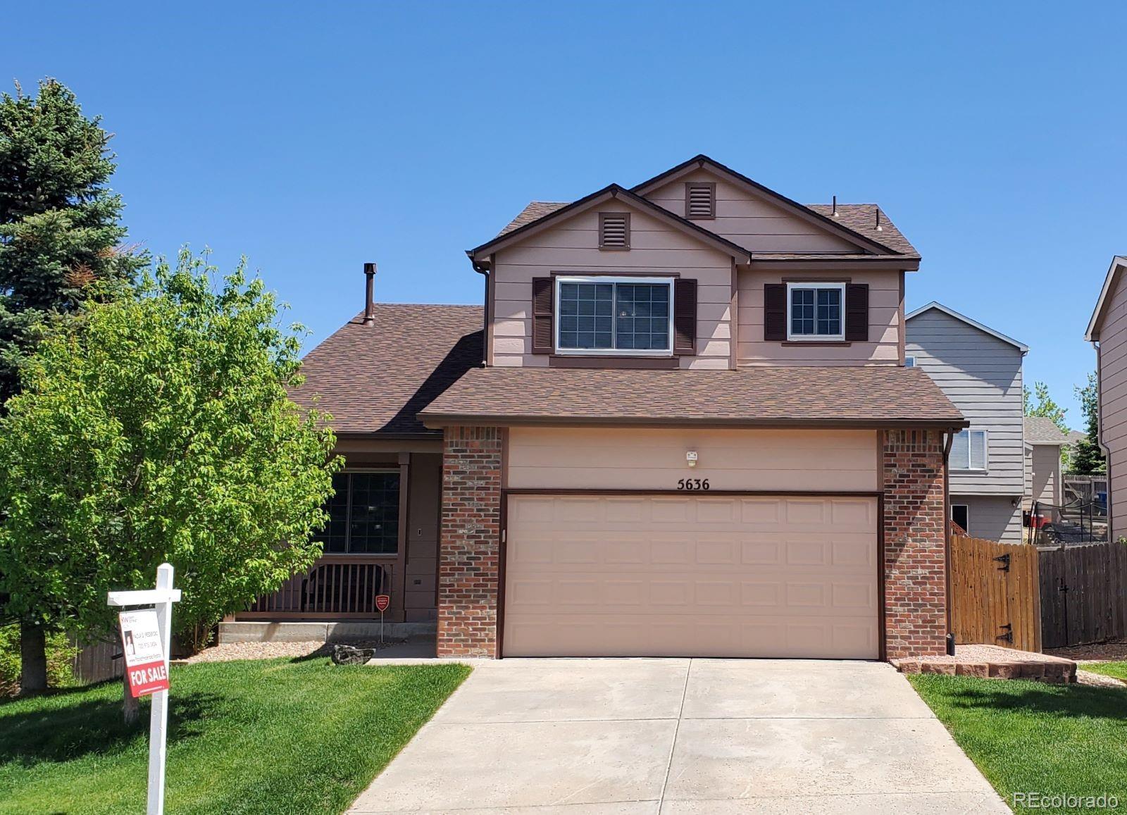 5636 S Wenatchee Street Property Photo - Aurora, CO real estate listing