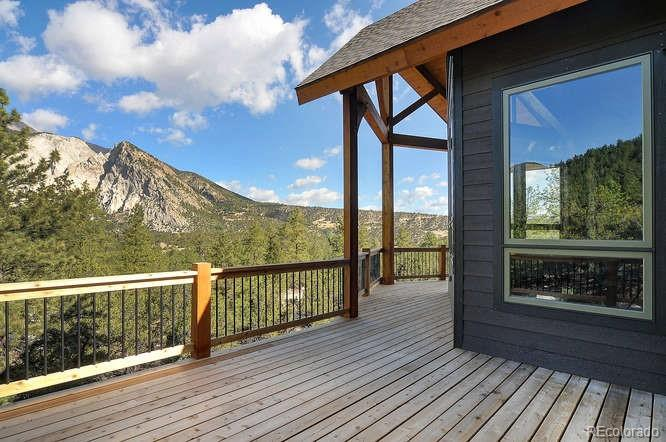 16086 Oppliger Drive Property Photo - Nathrop, CO real estate listing