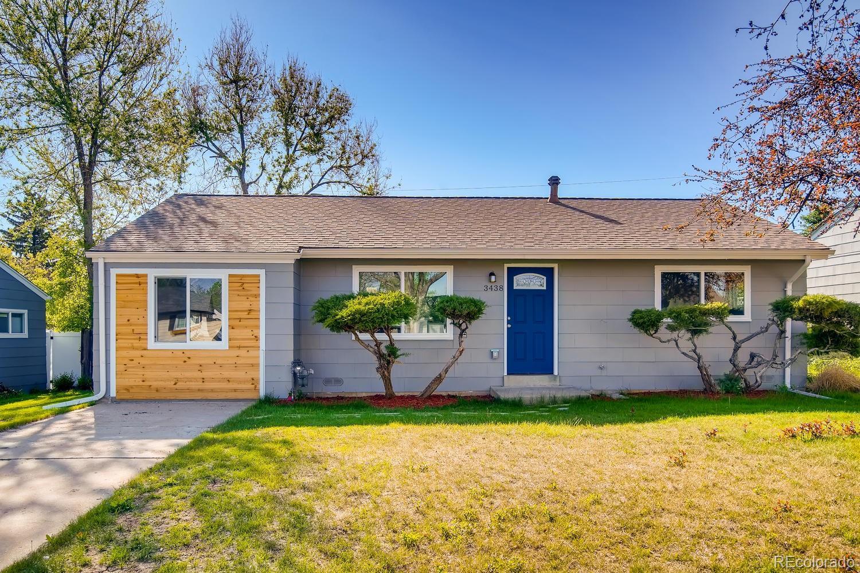 3438 S Grape Street Property Photo - Denver, CO real estate listing