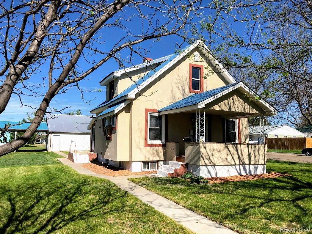 581 Fremont Avenue Property Photo - Akron, CO real estate listing