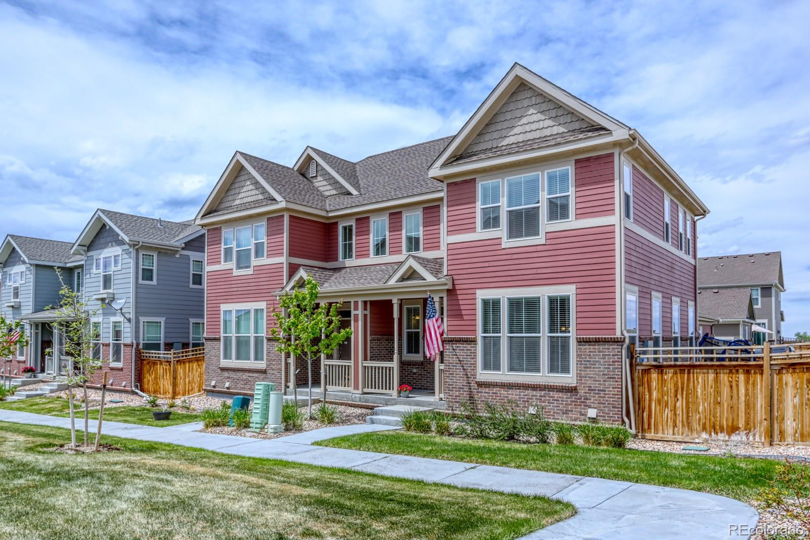14168 Harrison Street Property Photo - Thornton, CO real estate listing