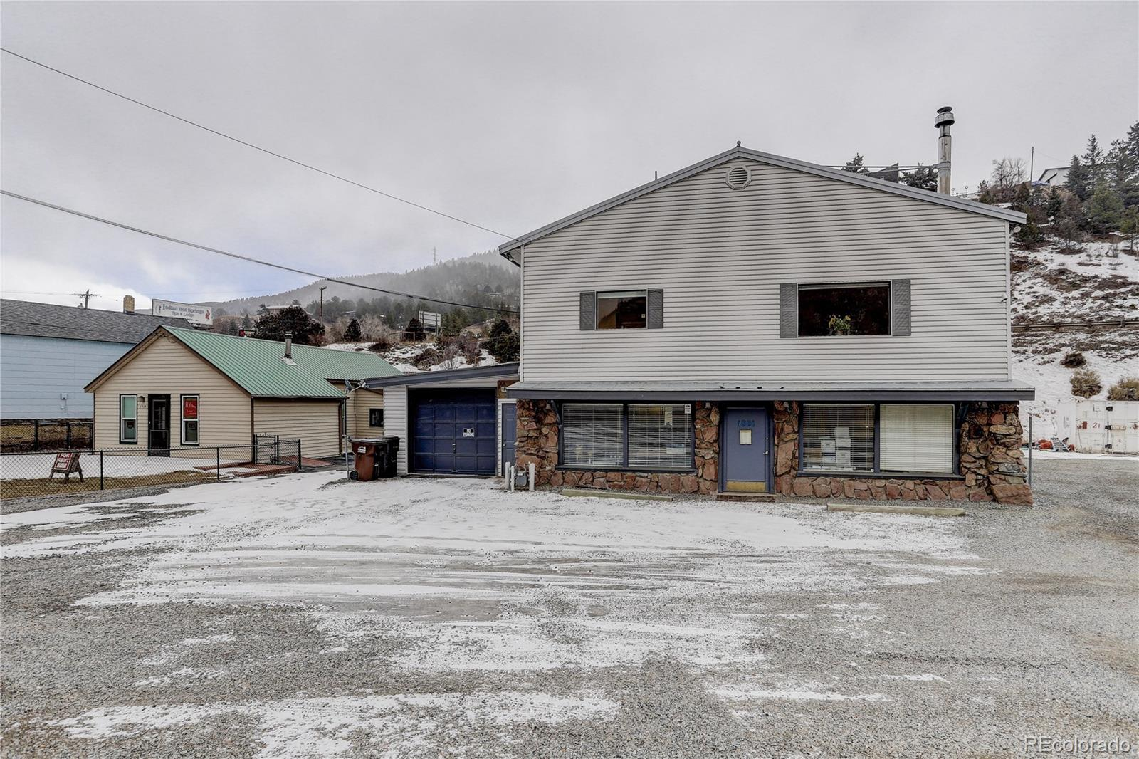 1801 Miner Street Property Photo - Idaho Springs, CO real estate listing