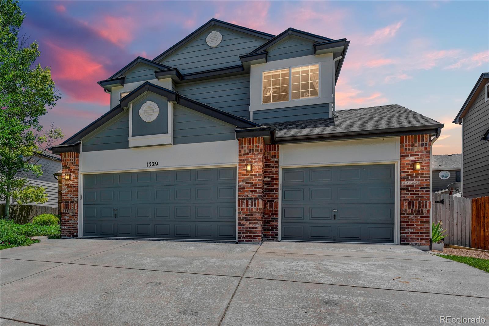 1529 Chukar Drive Property Photo - Longmont, CO real estate listing