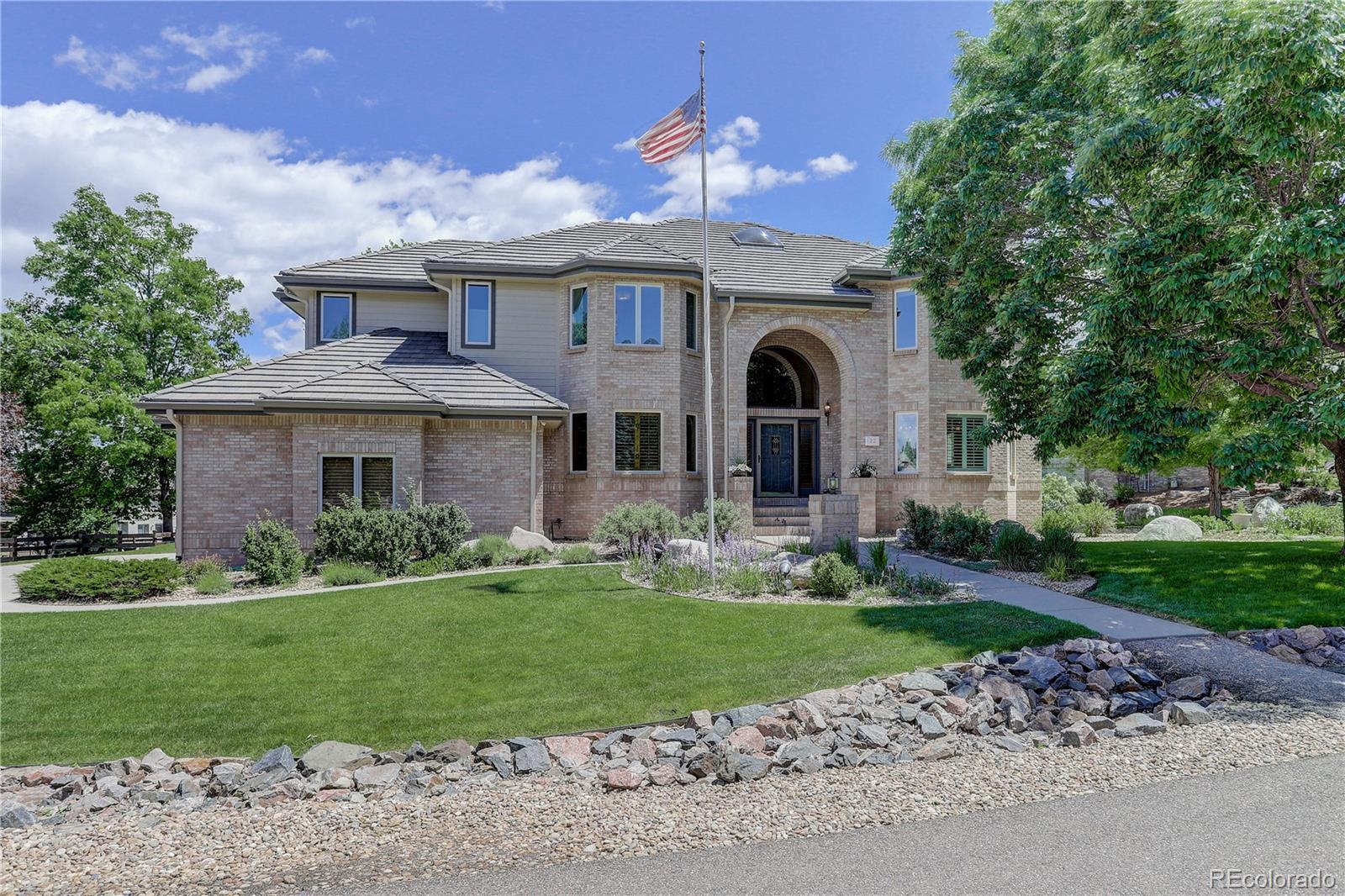 22 Golden Eagle Lane Property Photo - Littleton, CO real estate listing