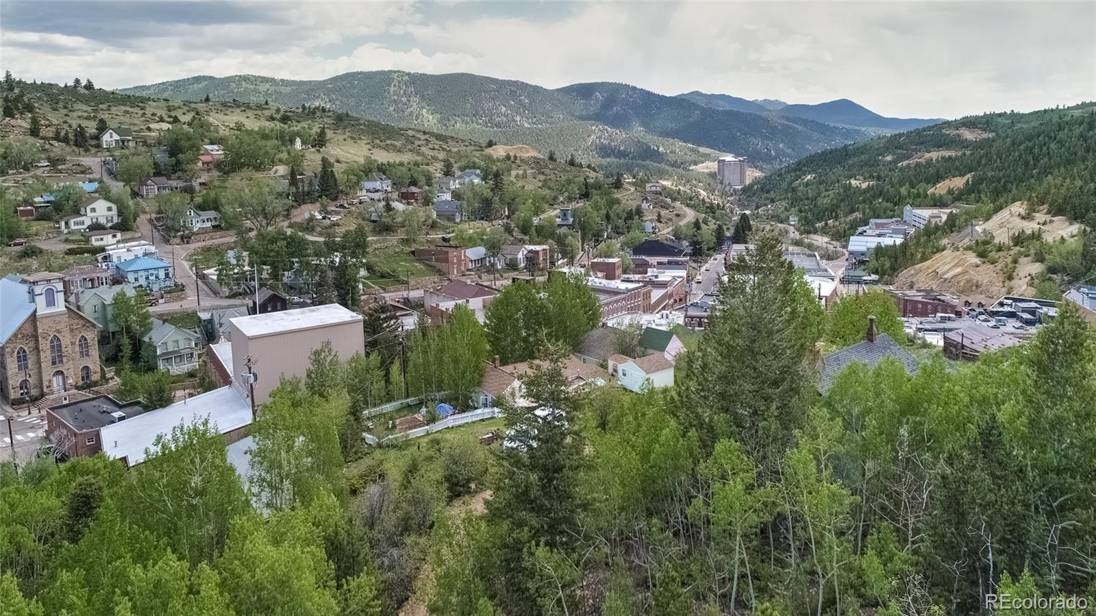 0 Academy Street Property Photo - Central City, CO real estate listing