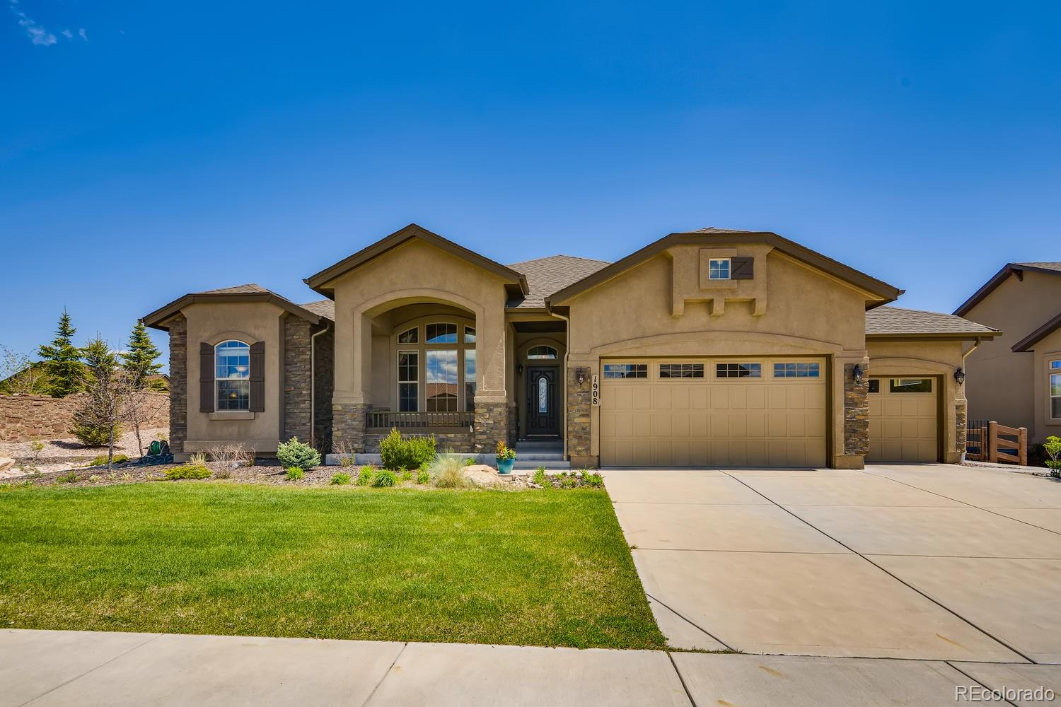 1908 Turnbull Drive Property Photo - Colorado Springs, CO real estate listing