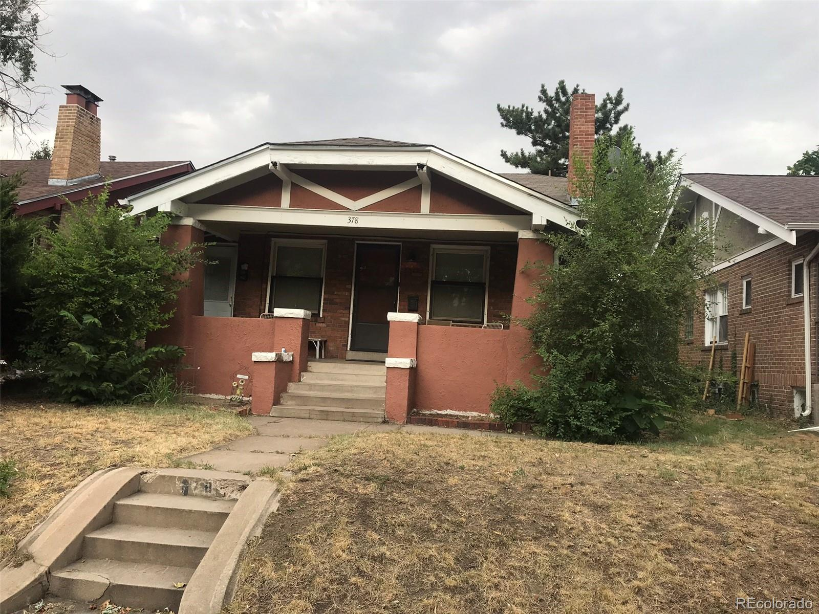 378 N Clarkson Street Property Photo - Denver, CO real estate listing