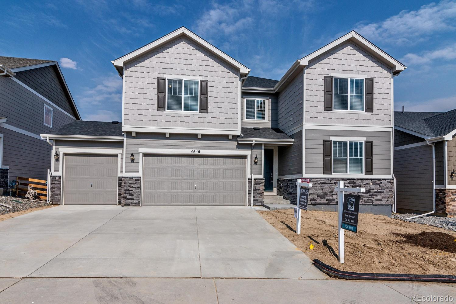 4646 S Valdai Circle Property Photo - Aurora, CO real estate listing