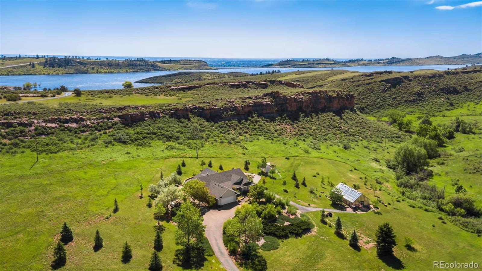 724 Lodgepole Drive, Bellvue, CO 80512 - Bellvue, CO real estate listing