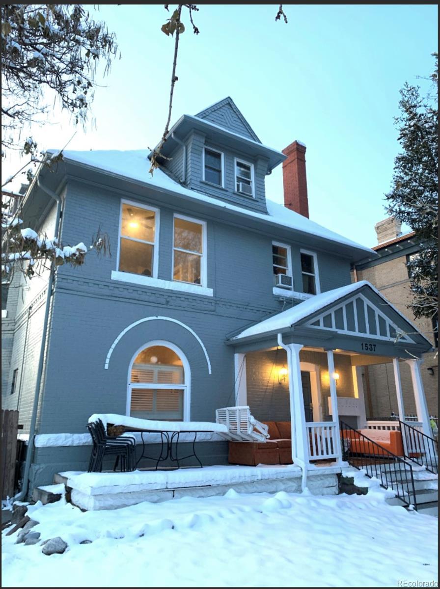 1537 Gaylord Property Photo - Denver, CO real estate listing
