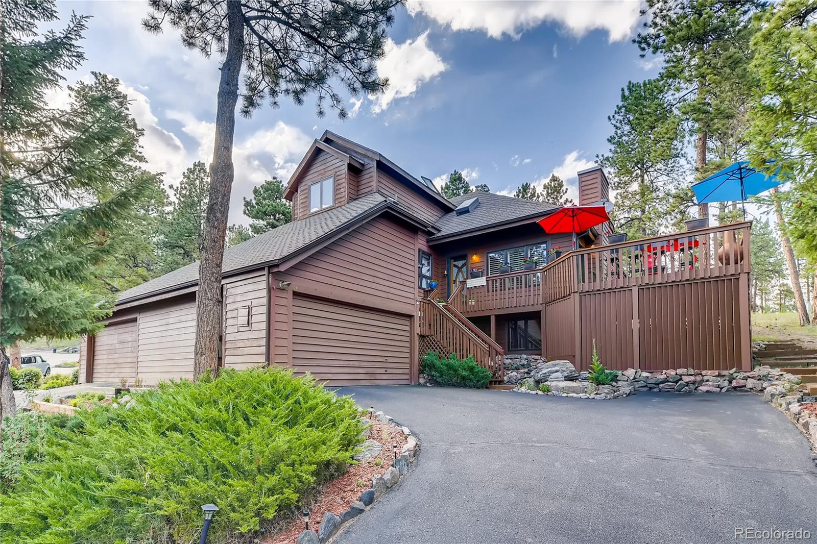 29857 Park Village Drive Property Photo - Evergreen, CO real estate listing