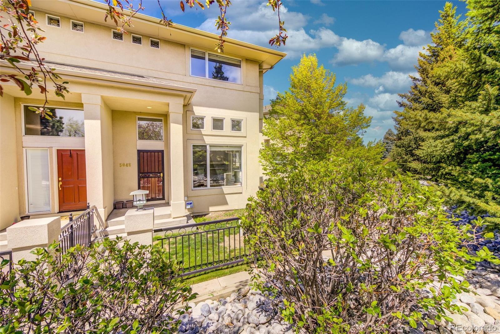 5048 E Cherry Creek South Drive Property Photo - Denver, CO real estate listing