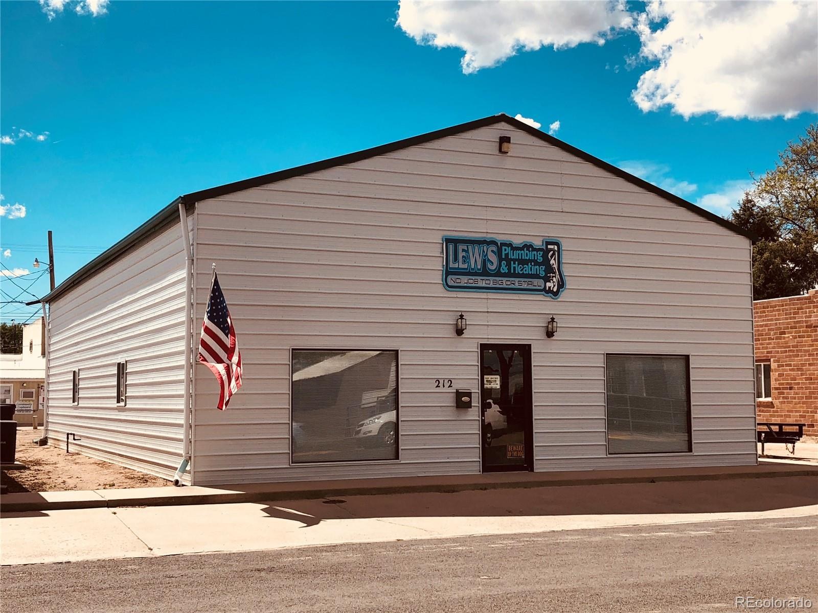 212 S Albany Street, Yuma, CO 80759 - Yuma, CO real estate listing