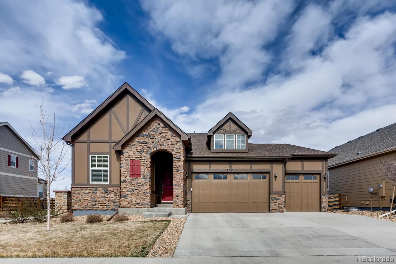 4736 S Netherland Street Property Photo - Centennial, CO real estate listing