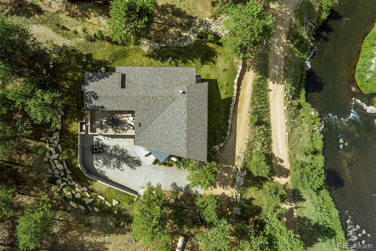940 E Platte Road Property Photo - Lake George, CO real estate listing
