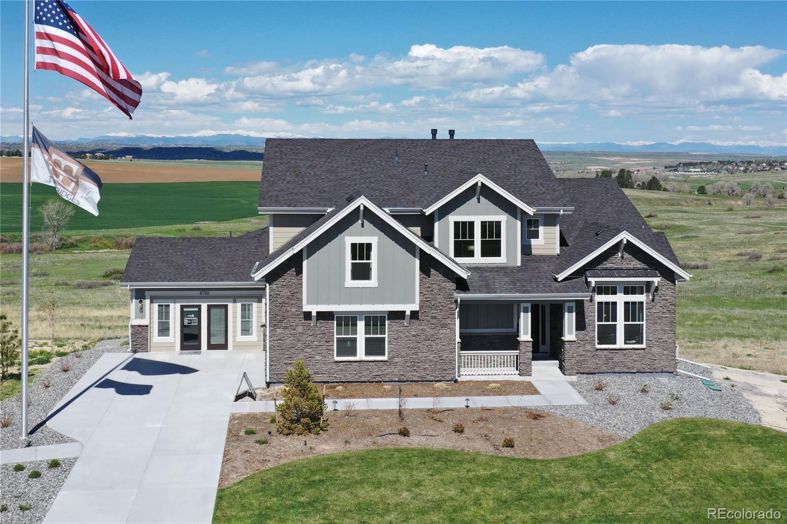 8927 Red Primrose Street Property Photo - Franktown, CO real estate listing