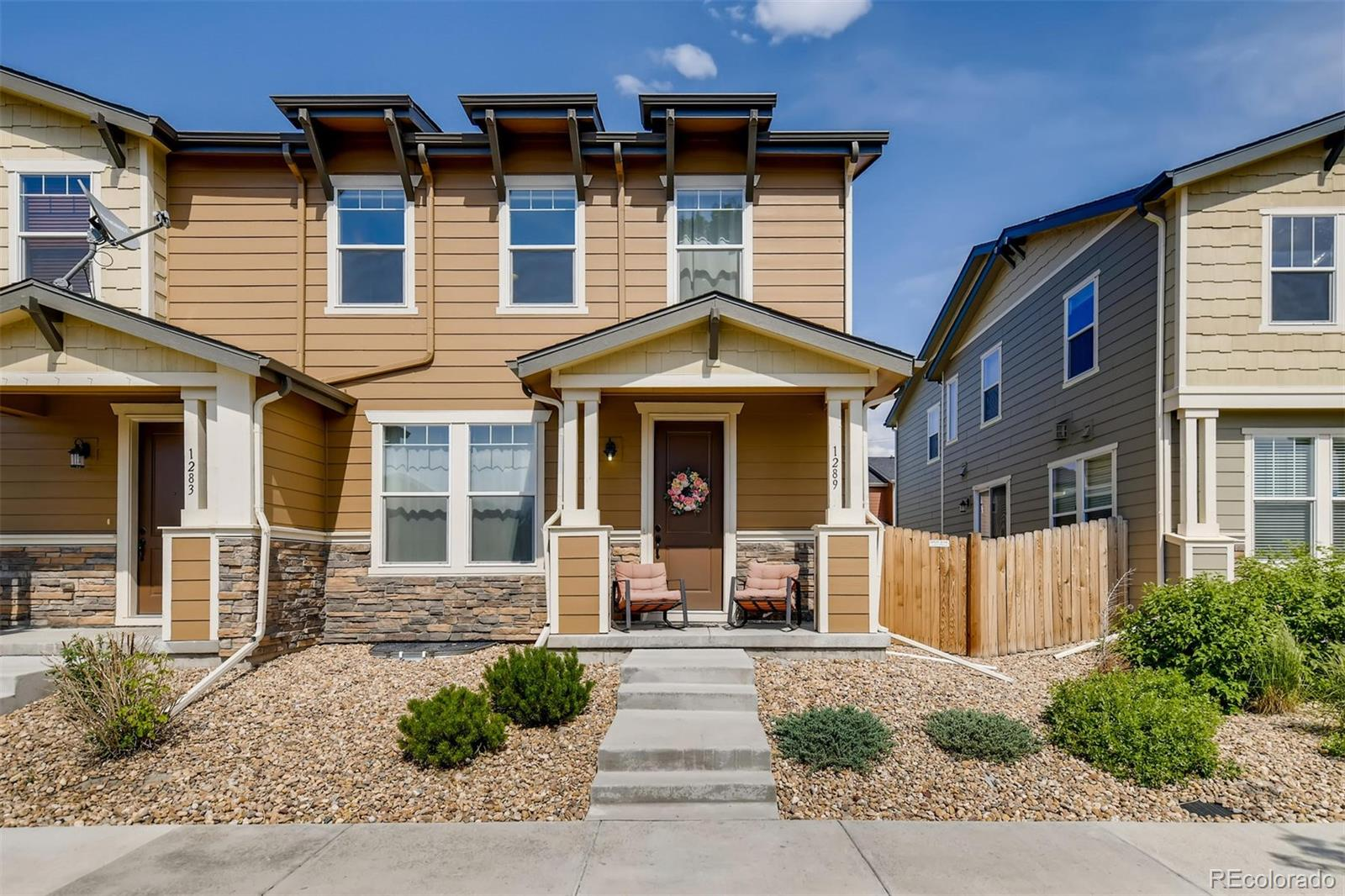 1289 S Dallas Court Property Photo - Denver, CO real estate listing