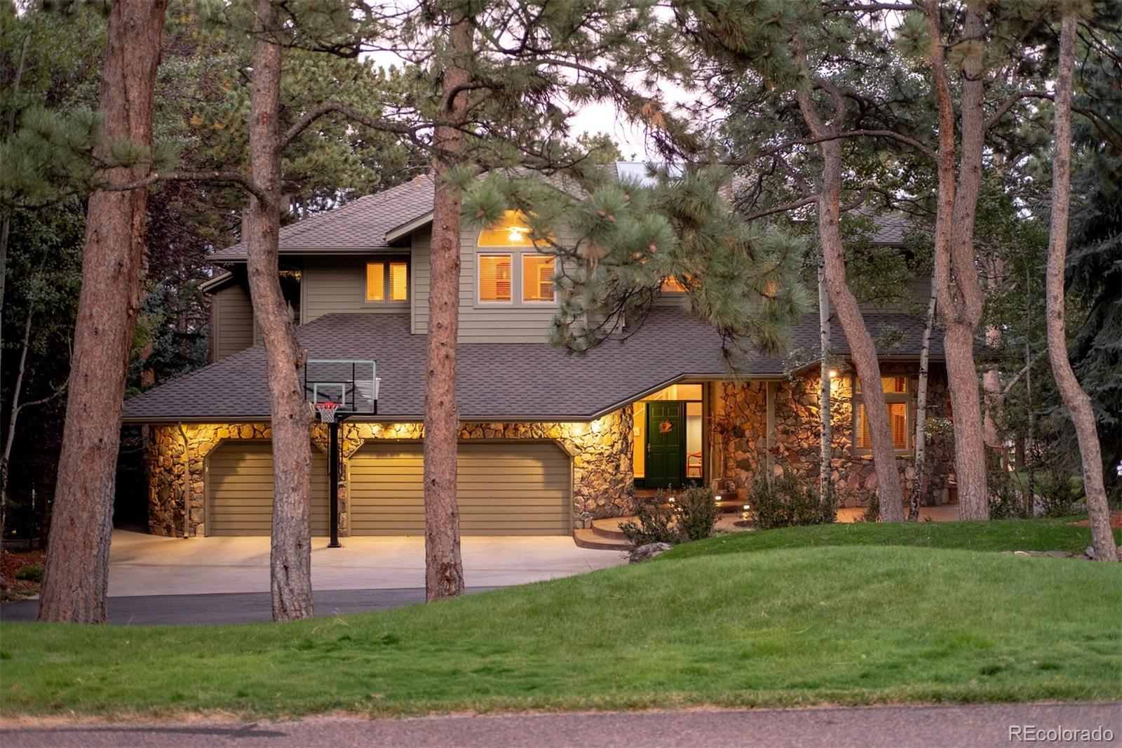 2176 Island Point Property Photo - Evergreen, CO real estate listing