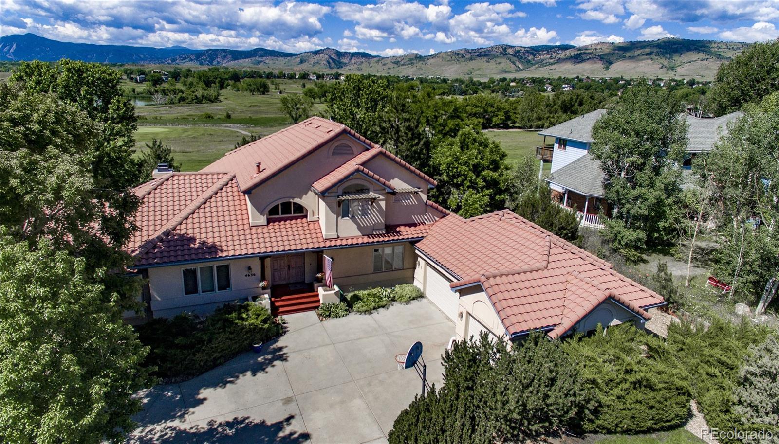4636 Palmer Court Property Photo - Longmont, CO real estate listing