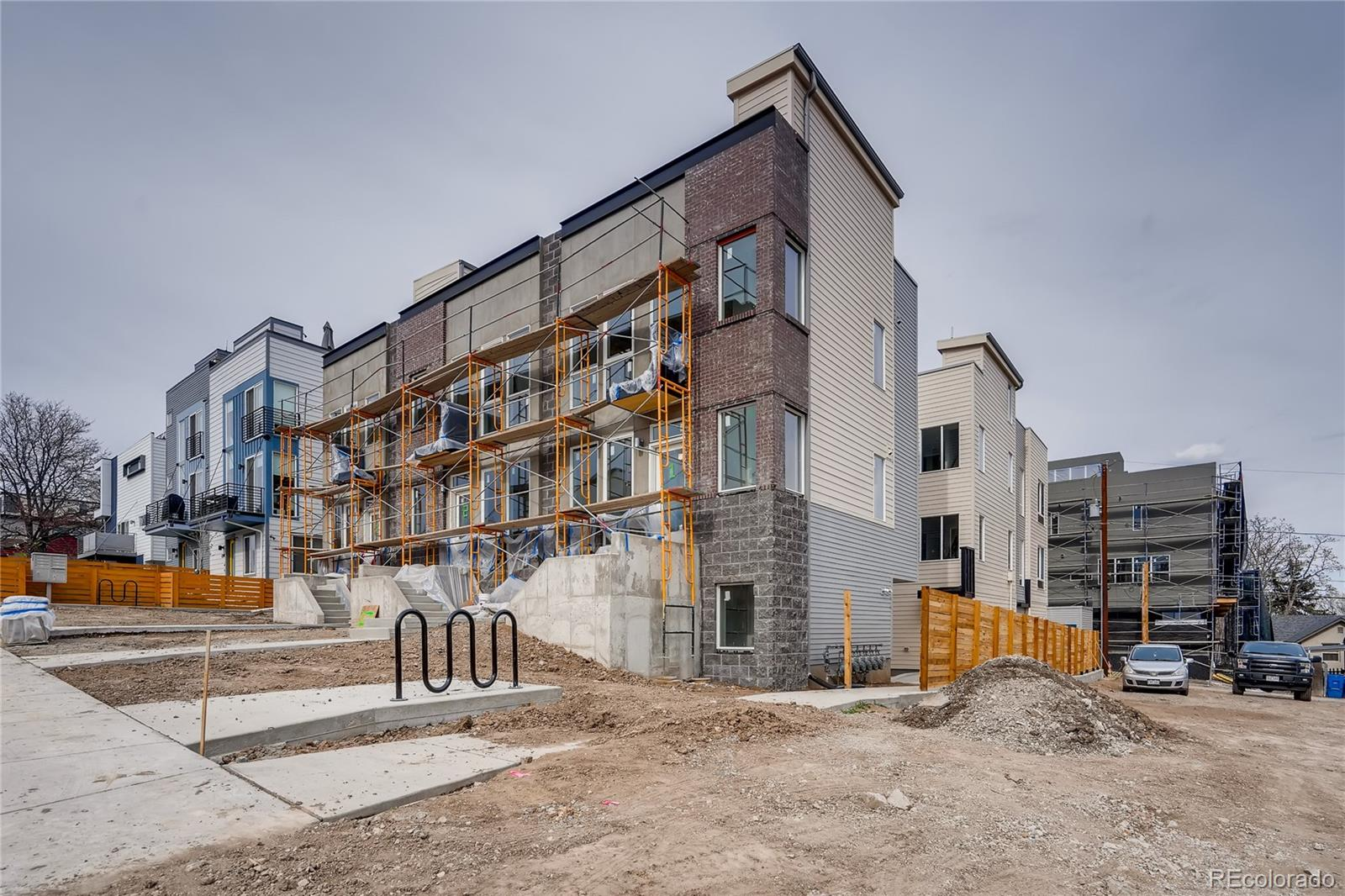 1268 Perry Street #2 Property Photo - Denver, CO real estate listing