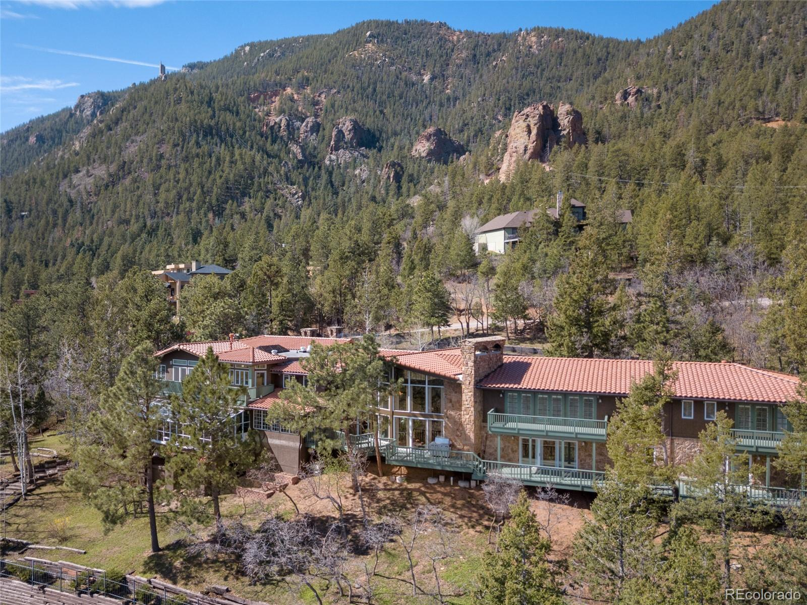 1860 Old Stage Road Property Photo - Colorado Springs, CO real estate listing