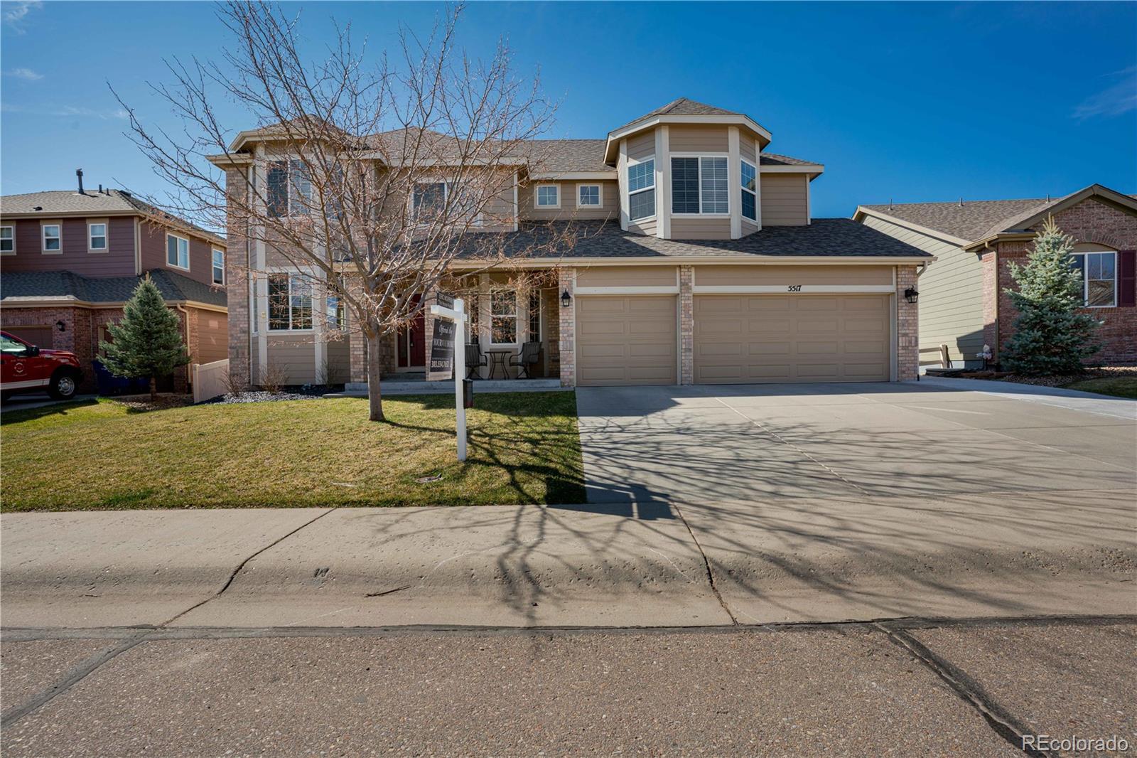 5517 Morgan Way, Frederick, CO 80504 - Frederick, CO real estate listing