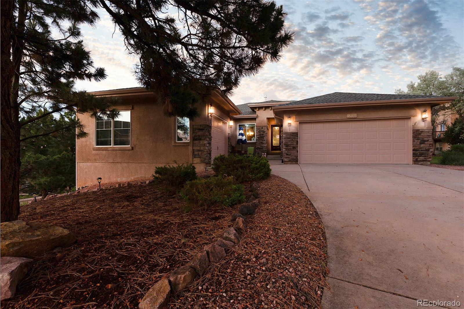 1675 Colgate Drive Property Photo - Colorado Springs, CO real estate listing