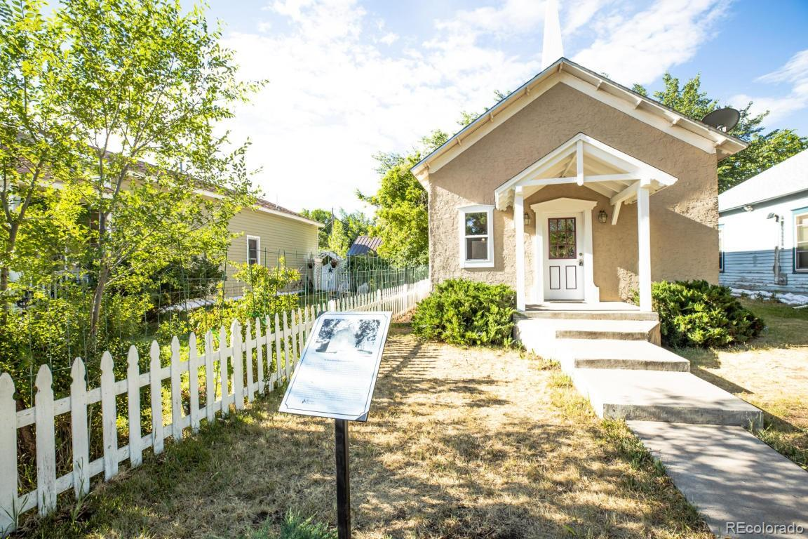113 W Field Street Property Photo - La Veta, CO real estate listing