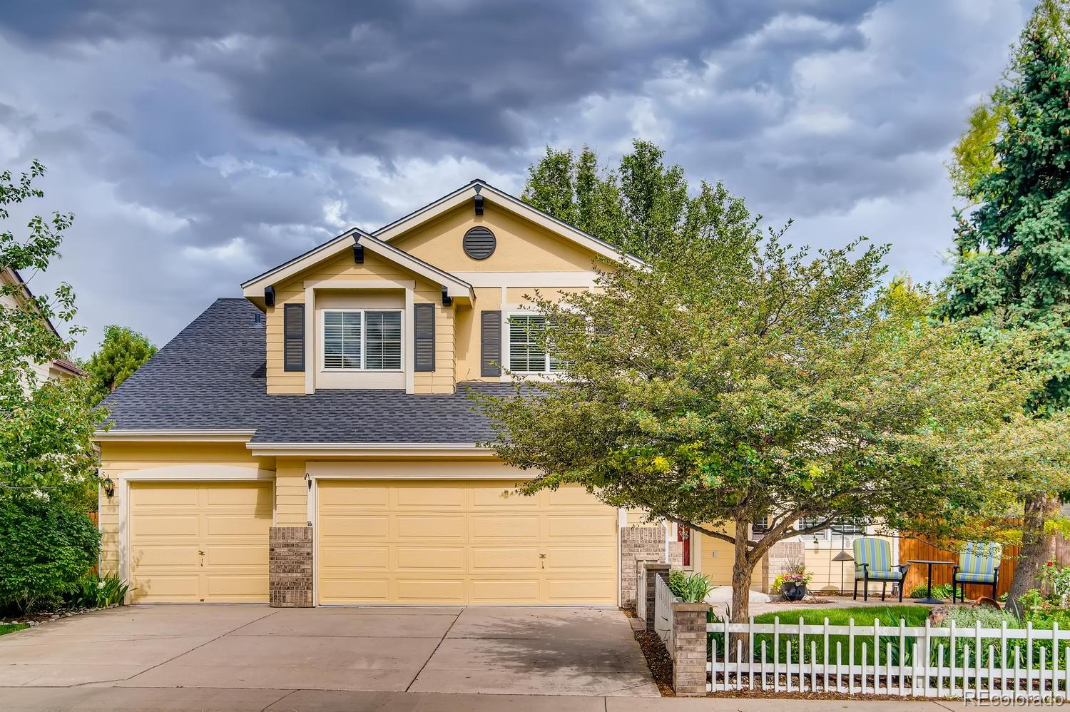 7638 S Hudson Way Property Photo - Centennial, CO real estate listing