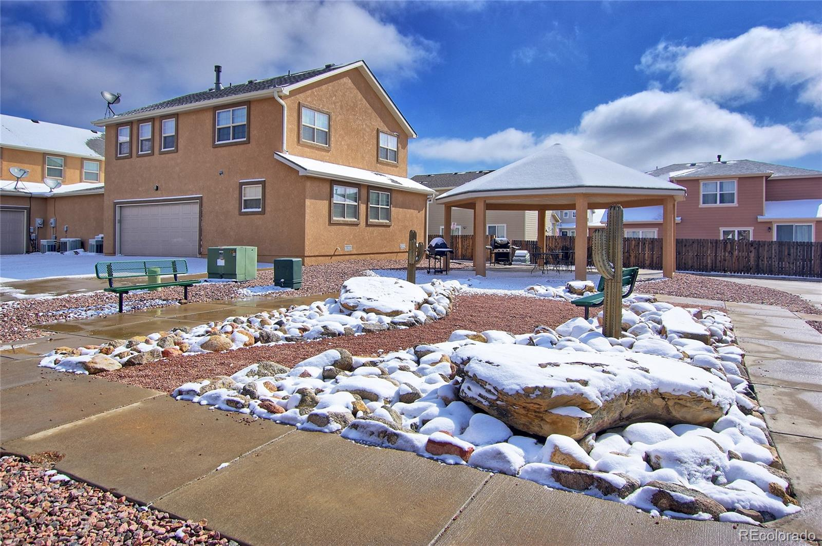9428 Bakersfield Point Property Photo - Fountain, CO real estate listing
