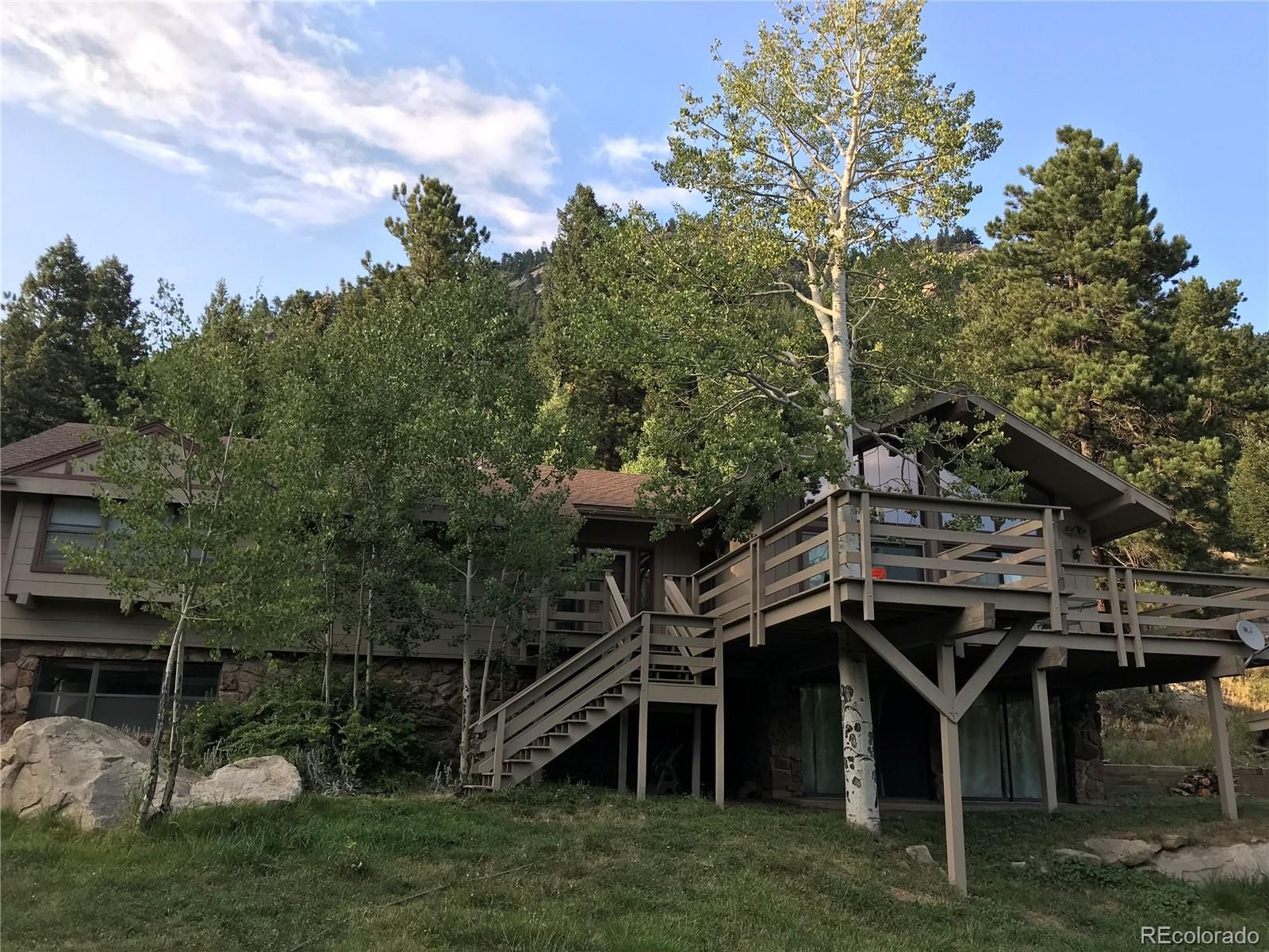 2750 Witter Gulch Road, Evergreen, CO 80439 - Evergreen, CO real estate listing
