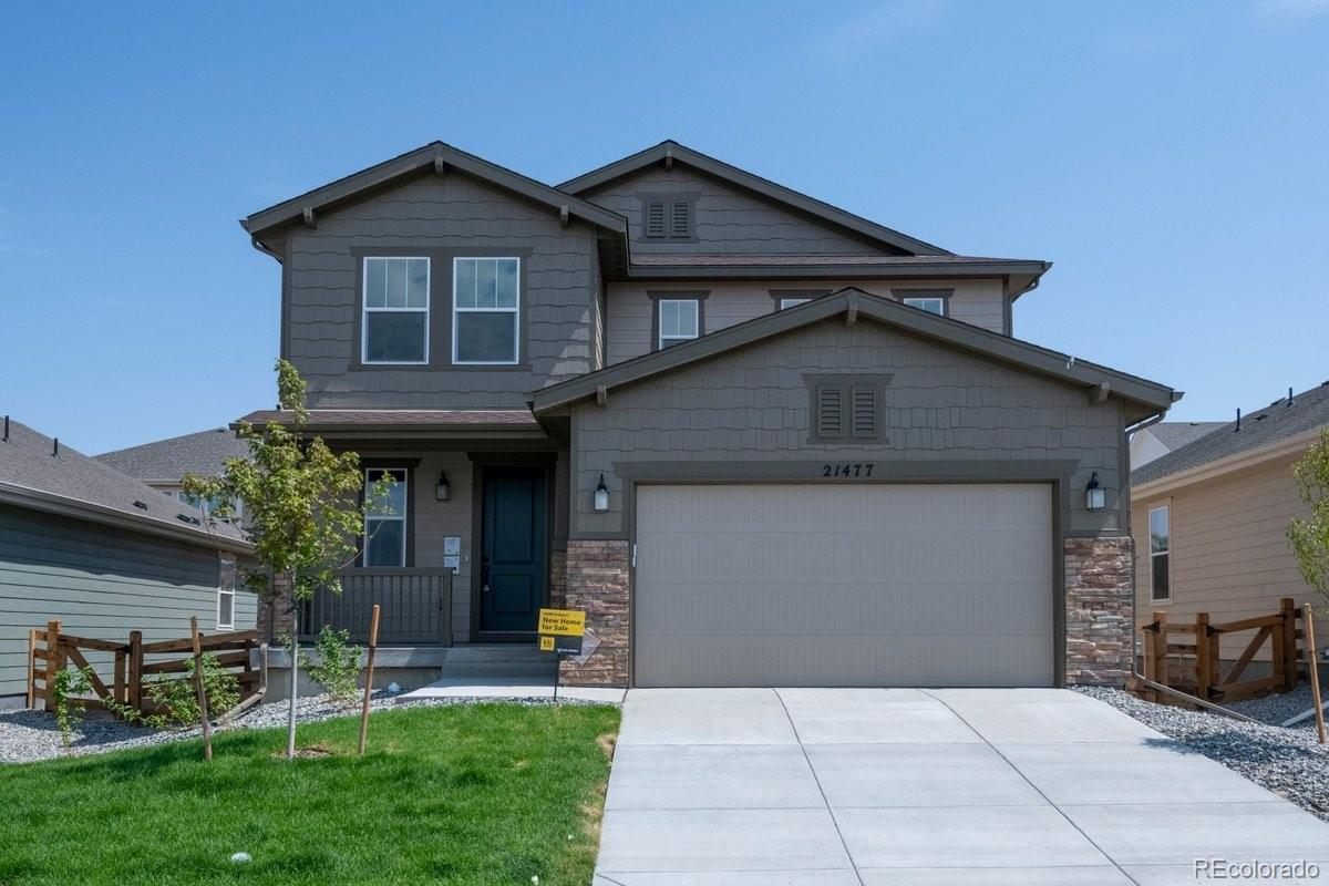 21477 E Stanford Drive Property Photo - Aurora, CO real estate listing