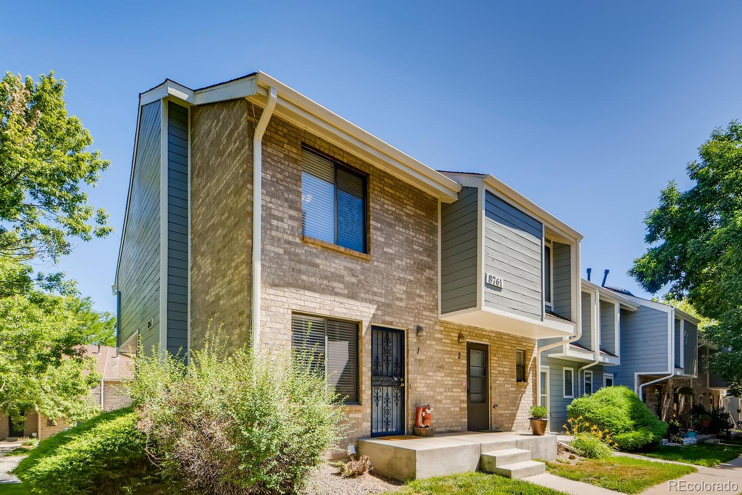 8761 W Cornell Avenue #1 Property Photo - Lakewood, CO real estate listing