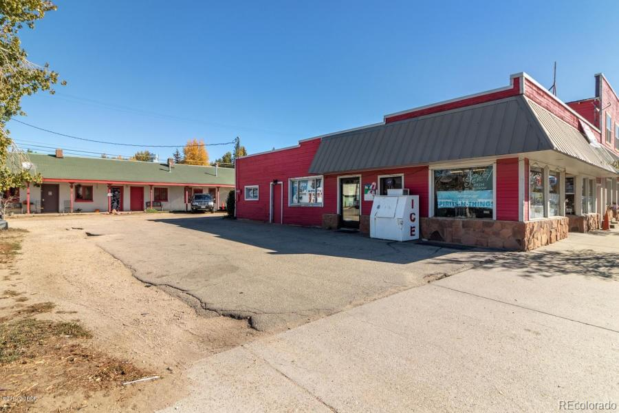 413 E Agate Street Property Photo - Granby, CO real estate listing