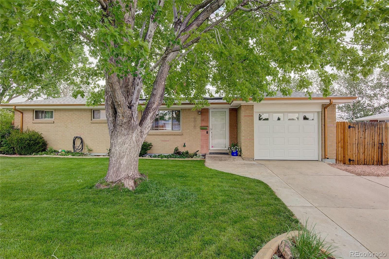 6020 Kline Street Property Photo - Arvada, CO real estate listing
