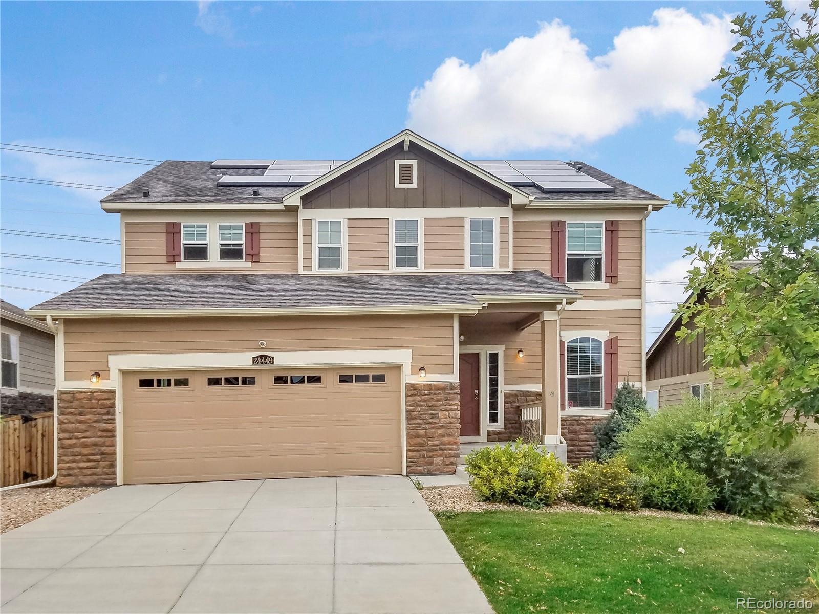 24449 E Brandt Avenue Property Photo - Aurora, CO real estate listing