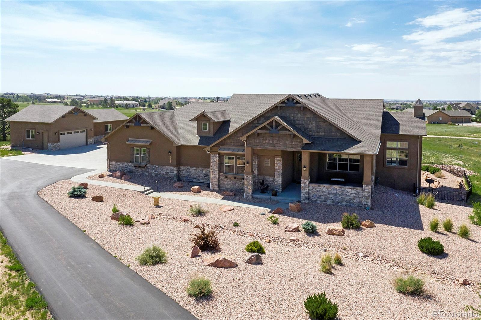 9835 Eaglet Way Property Photo - Colorado Springs, CO real estate listing