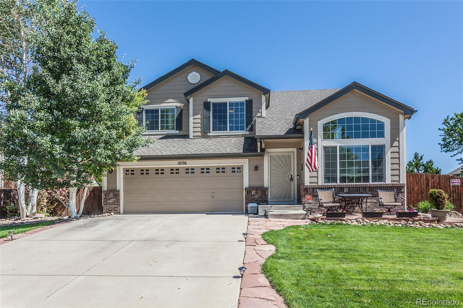 1036 Morning Dove Drive Property Photo - Longmont, CO real estate listing