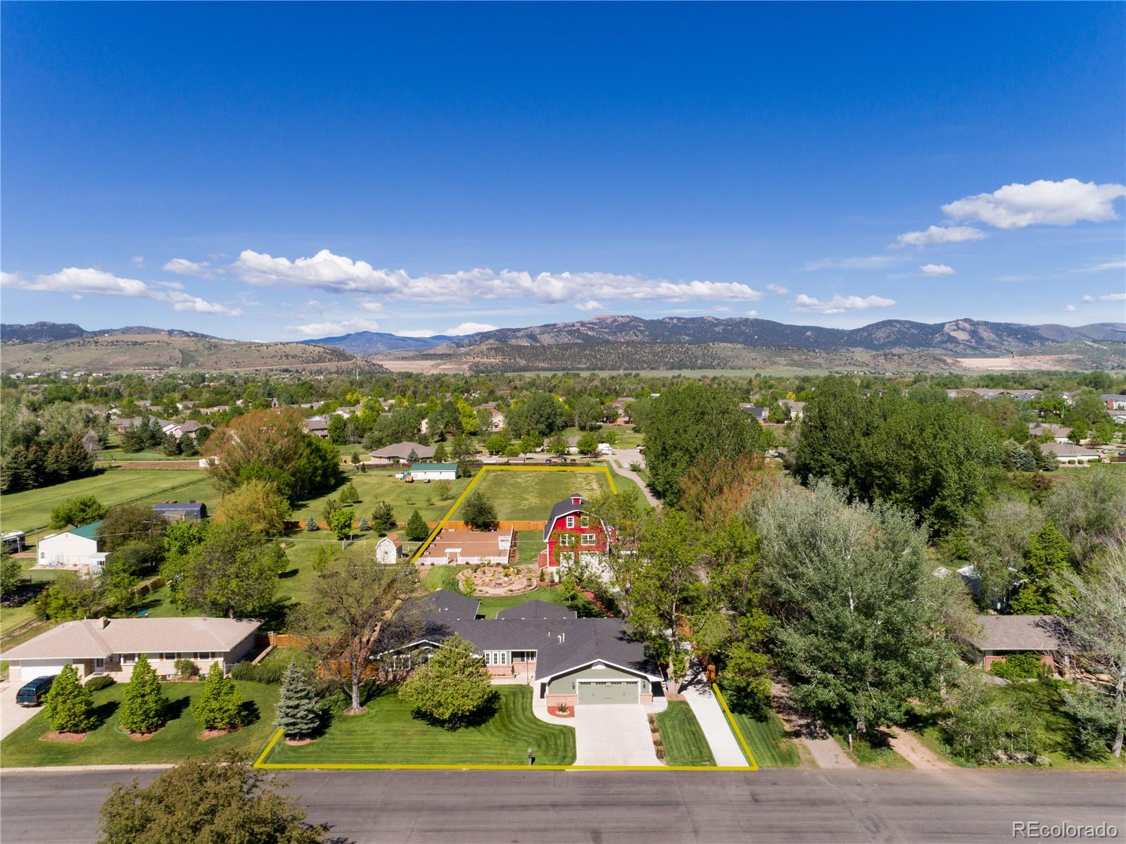 3701 Richmond Drive, Fort Collins, CO 80526 - Fort Collins, CO real estate listing