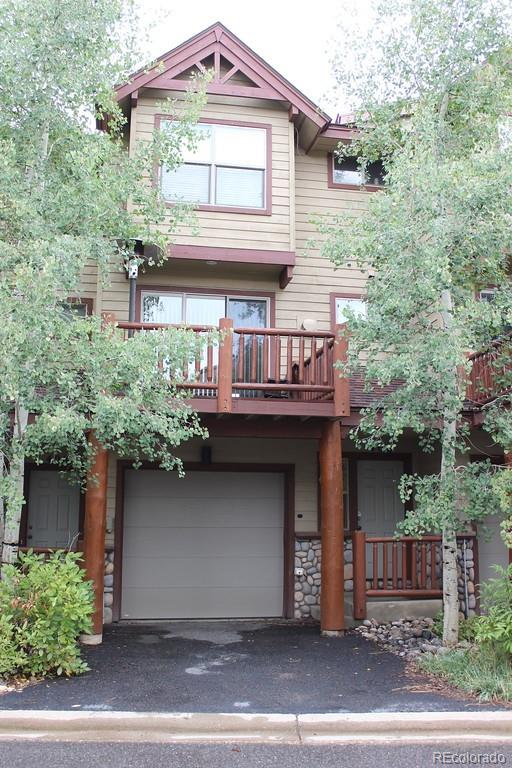 406 Sawyer Circle Property Photo - Winter Park, CO real estate listing