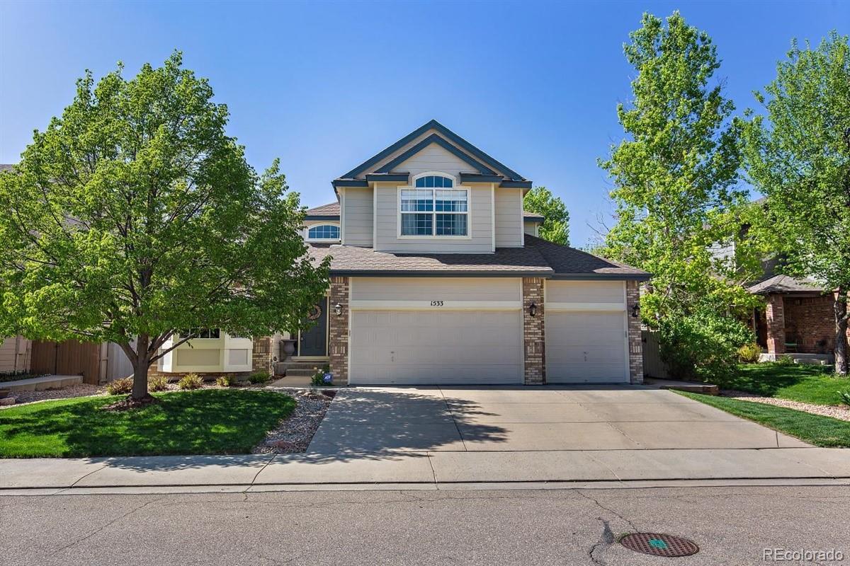 1533 Chukar Drive Property Photo - Longmont, CO real estate listing
